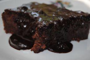 Снимка 8 от рецепта за Шоколадов Фъч