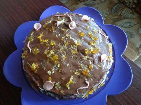 Снимка 2 от рецепта за Шоколадова торта