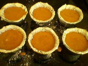 Снимка 3 от рецепта за Шоколадови дунапренени кейкчета