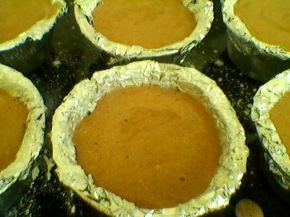 Снимка 4 от рецепта за Шоколадови дунапренени кейкчета