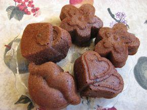 Снимка 1 от рецепта за Шоколадови мъфини - II вариант