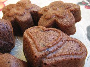 Снимка 2 от рецепта за Шоколадови мъфини - II вариант