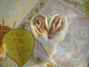 Снимка 6 от рецепта за Шоколадови сърца