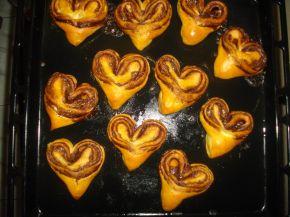 Снимка 8 от рецепта за Шоколадови сърца