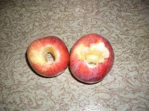 Снимка 2 от рецепта за Шоколадово изкушение с ябълки