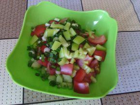 Снимка 9 от рецепта за Шопска салата