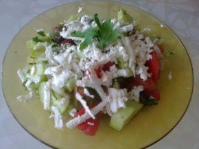 Снимка 7 от рецепта за Шопска салата