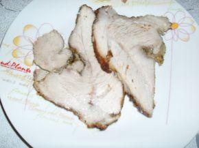 Снимка 3 от рецепта за Шпиковано месце