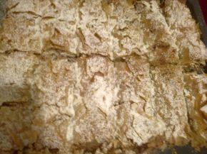 Снимка 2 от рецепта за Щрудел с домашно точени кори