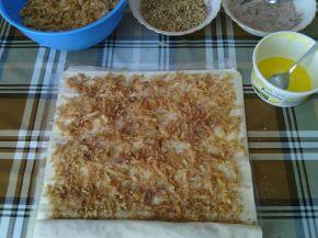 Снимка 2 от рецепта за Щрудел с круши и ябълки