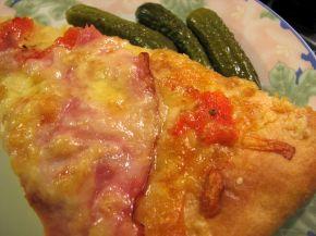 Снимка 1 от рецепта за Сицилианска пица