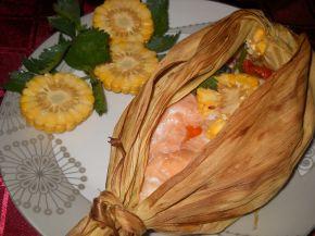 Снимка 10 от рецепта за Сьомга в мексикански стил