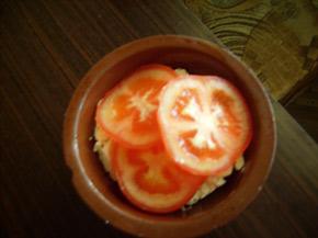 Снимка 3 от рецепта за Сирене по шопски