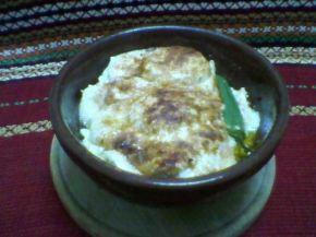 Снимка 8 от рецепта за Сирене по шопски