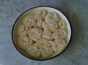 Снимка 5 от рецепта за Сиреньови питки