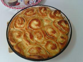 Снимка 6 от рецепта за Сиреньови питки