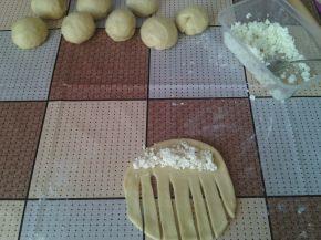 Снимка 3 от рецепта за Сиренки с мая