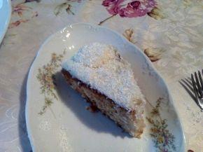 Снимка 2 от рецепта за Сиропиран сладкиш `Рафаело`
