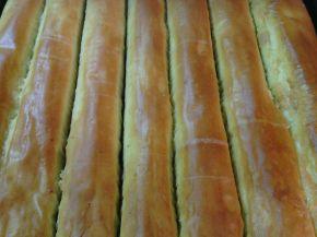 Снимка 4 от рецепта за Сиропирана баница с локум