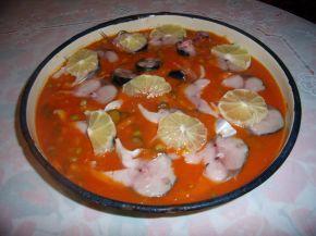 Снимка 2 от рецепта за Скумрия - консерва