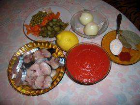 Снимка 3 от рецепта за Скумрия - консерва