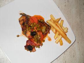 Снимка 3 от рецепта за Скумрия във фурна
