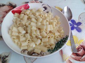 Снимка 7 от рецепта за Сладки макарони