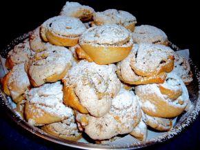 Снимка 2 от рецепта за Сладки `Охлювчета`