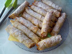 Снимка 2 от рецепта за Сладки пурички с турски кори