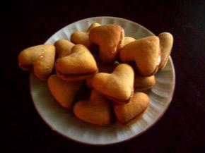 Снимка 2 от рецепта за Сладки сърчица