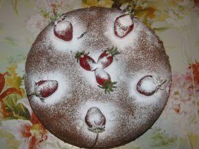Снимка 2 от рецепта за Сладкиш `Ден и нощ`