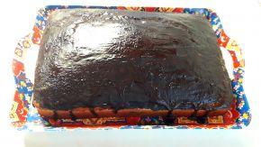 Снимка 2 от рецепта за Сладкиш `Негърче`