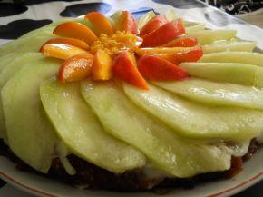Снимка 2 от рецепта за Сладкиш `Плодово изкушение`