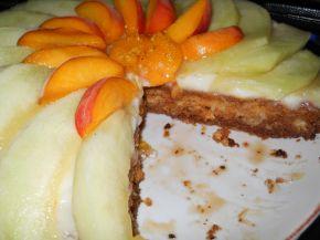 Снимка 4 от рецепта за Сладкиш `Плодово изкушение`