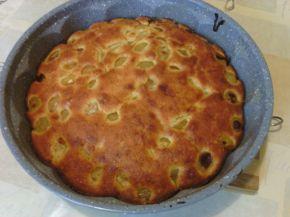Снимка 2 от рецепта за Сладкиш с бяло грозде
