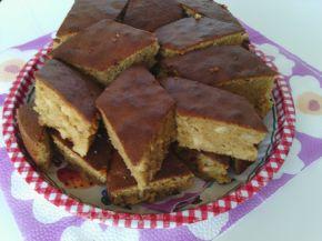 Снимка 3 от рецепта за Сладкиш с ябълки и кафява захар