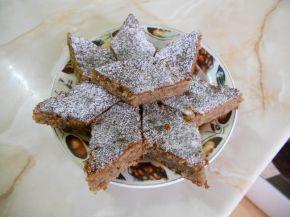 Снимка 2 от рецепта за Сладкиш с ябълки и орехи