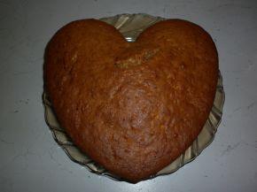 Снимка 3 от рецепта за Сладкиш с ябълки и орехи