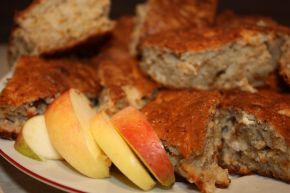Снимка 2 от рецепта за Сладкиш с ябълки