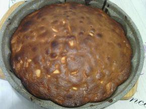 Снимка 2 от рецепта за Сладкиш с канела и ябълки