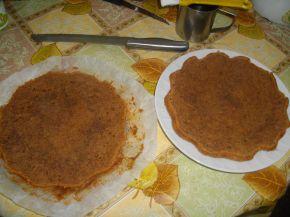 Снимка 3 от рецепта за Сладкиш с карамел и шоколад