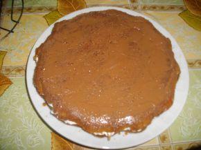 Снимка 4 от рецепта за Сладкиш с карамел и шоколад