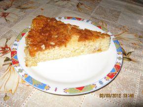 Снимка 3 от рецепта за Сладкиш с компот от праскови