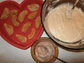 Снимка 2 от рецепта за Сладкиш с праскови