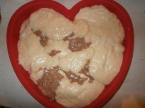 Снимка 3 от рецепта за Сладкиш с праскови
