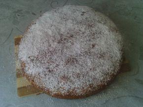 Снимка 3 от рецепта за Сладкиш с тиква и орехи