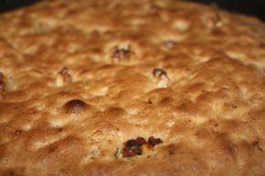 Снимка 2 от рецепта за Сладкиш с тиква, орехи и канела