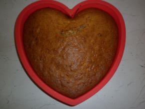 Снимка 3 от рецепта за Сладкиш с тиква, орехи и канела