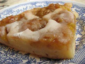 Снимка 1 от рецепта за Сладкиш със сливи
