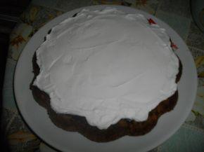 Снимка 4 от рецепта за Сладкиш за двама